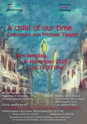 Michael Tippett A child Of Our Time